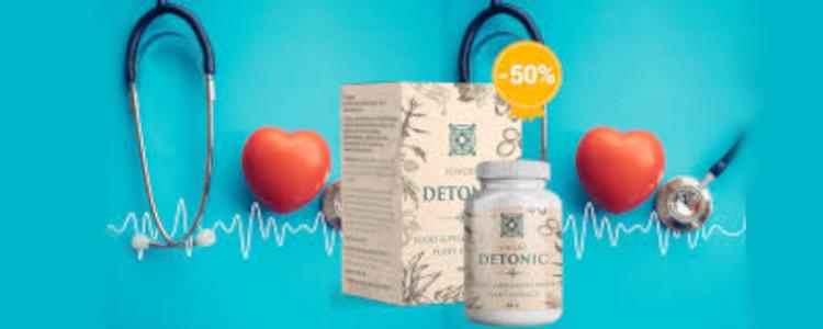 Quel est le prix Detonic? Pouvez-vous acheter à la pharmacie?