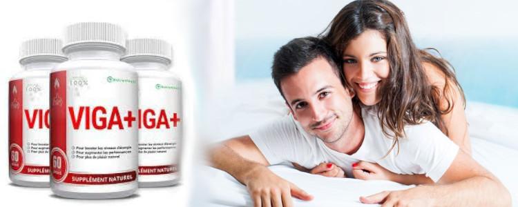 Quels sont les ingrédients de Viga?