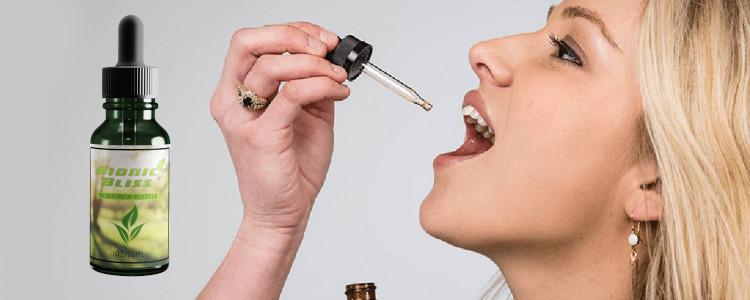 Commentateurs consommateurs du produit Bionic Bliss CBD Oil?