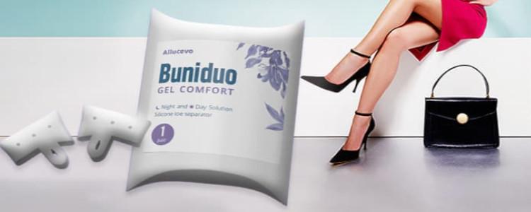 Commentateurs consommateurs du produit Buniduo Gel Comfort?