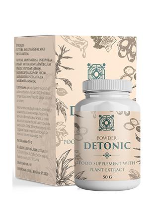Les suppléments Detonic sont-ils vraiment efficaces?