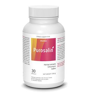 Effets de l'utilisation du supplément Purosalin.