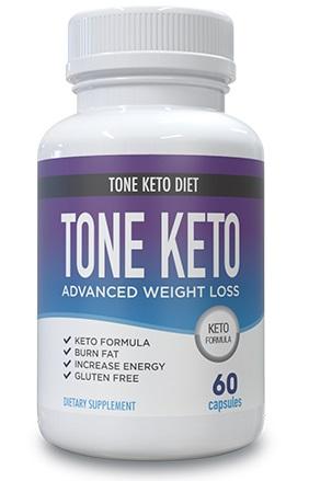 Qu'est-ce que c'est Tone Keto? Composition du produit?