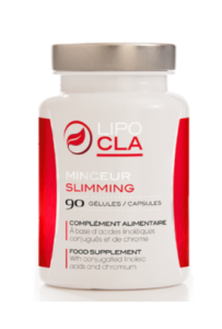 Tout ce que vous devez savoir sur Lipo CLA en pharmacie.