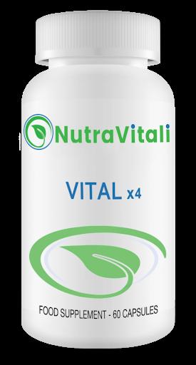 Comment ça fonctionne Nutravitali? Ingrédients.