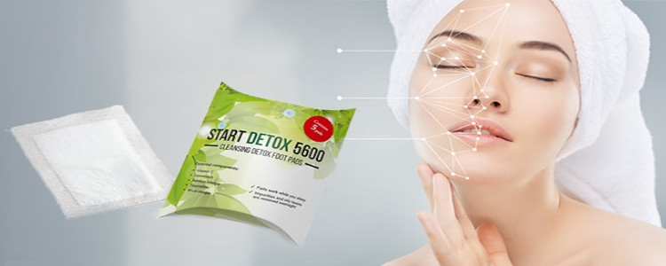 Start Detox 5600 - action rapide et efficace