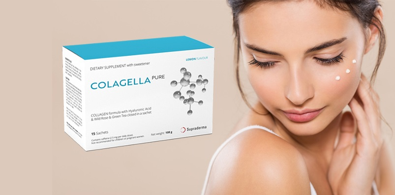 Combien coûte Colagella Pure? Comment commander sur le site du Fabricant?