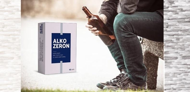 Combien coûte Alkozeron? Comment commander sur le site du Fabricant?