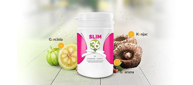 Essayez Slim36 qui ne contient que des ingrédients naturels!