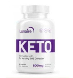 Qu'est-ce que Lunaire Keto? Comment ça va fonctionner?