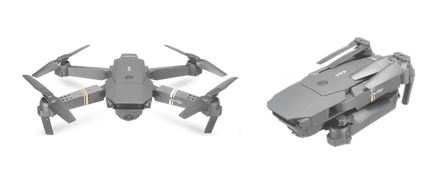 Paramètres techniques du Drone XPro.