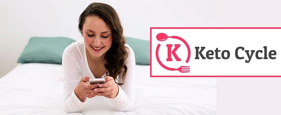 Keto Cycle Application - perte de poids efficace par mois!