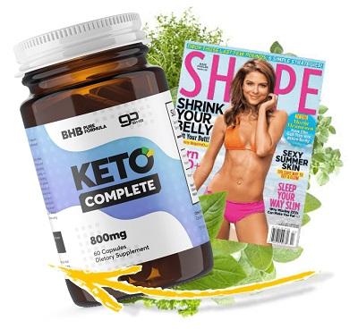 Qu'est-ce que Keto Complete? Comment ça va fonctionner?