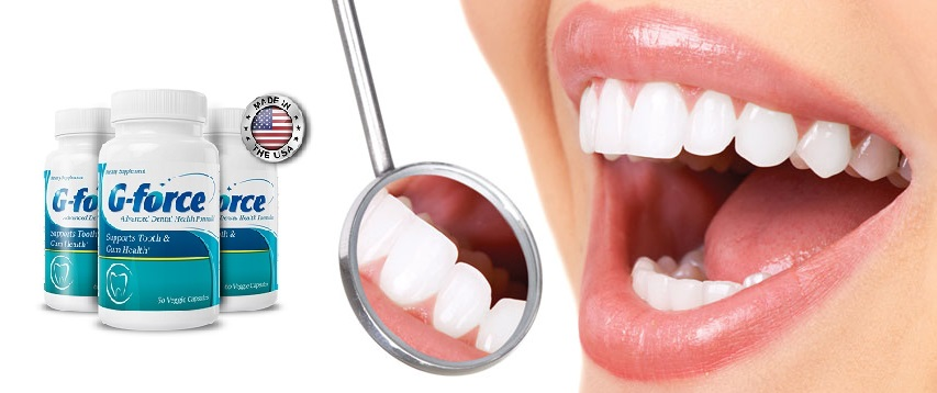 Comment la composition de G-Force Dental Health? Effets d'application. Y a-t-il des effets secondaires?
