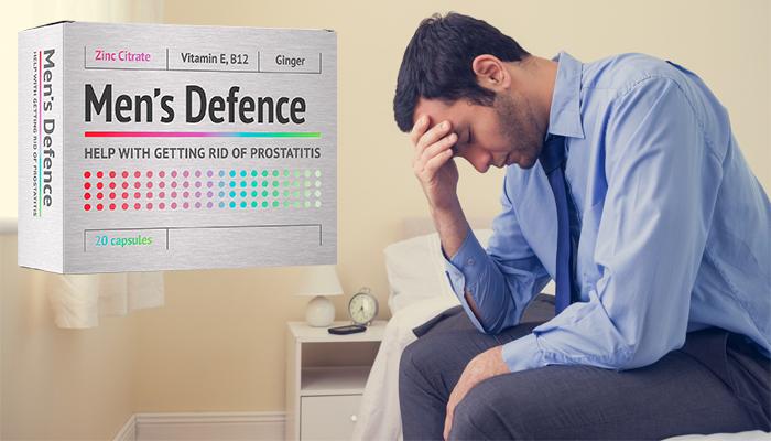 Combien de temps faut-il pour voir les résultats de l'application Mens Defence?
