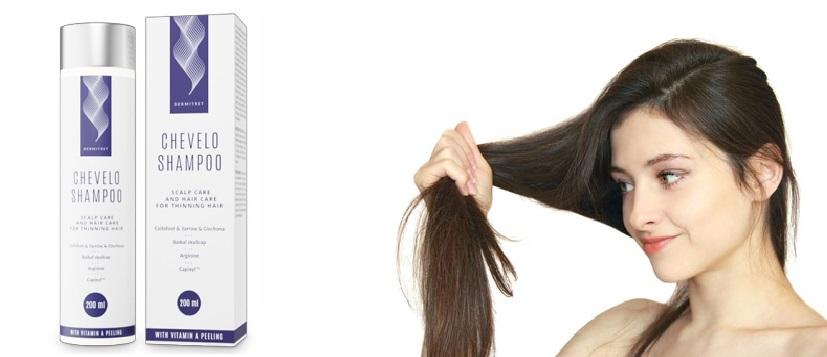 Combien coûte Chevelo Shampoo? Comment commander sur le site du Fabricant?