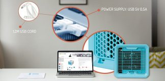 T10 Air Cooler - prix, instructions de montage, commentaires sur le forum. Comment commander?