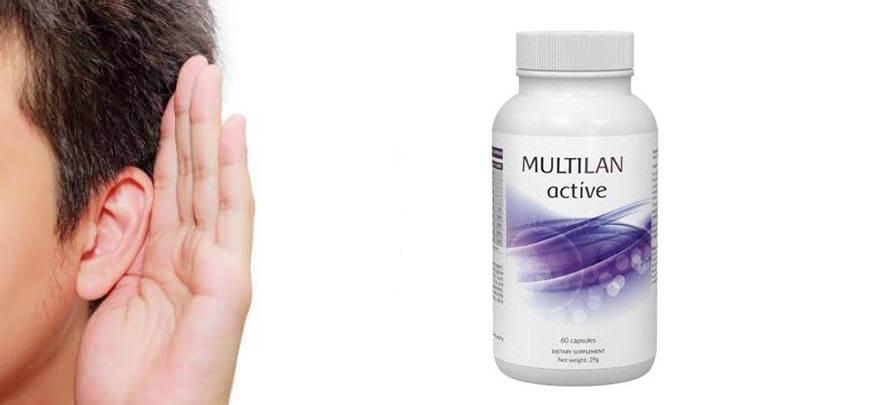 Essayez Multilan, qui ne contient que des ingrédients naturels!